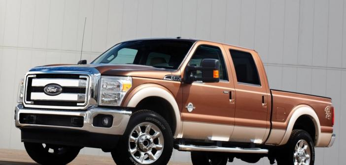 All-New 2016 Ford F-250 Super Duty