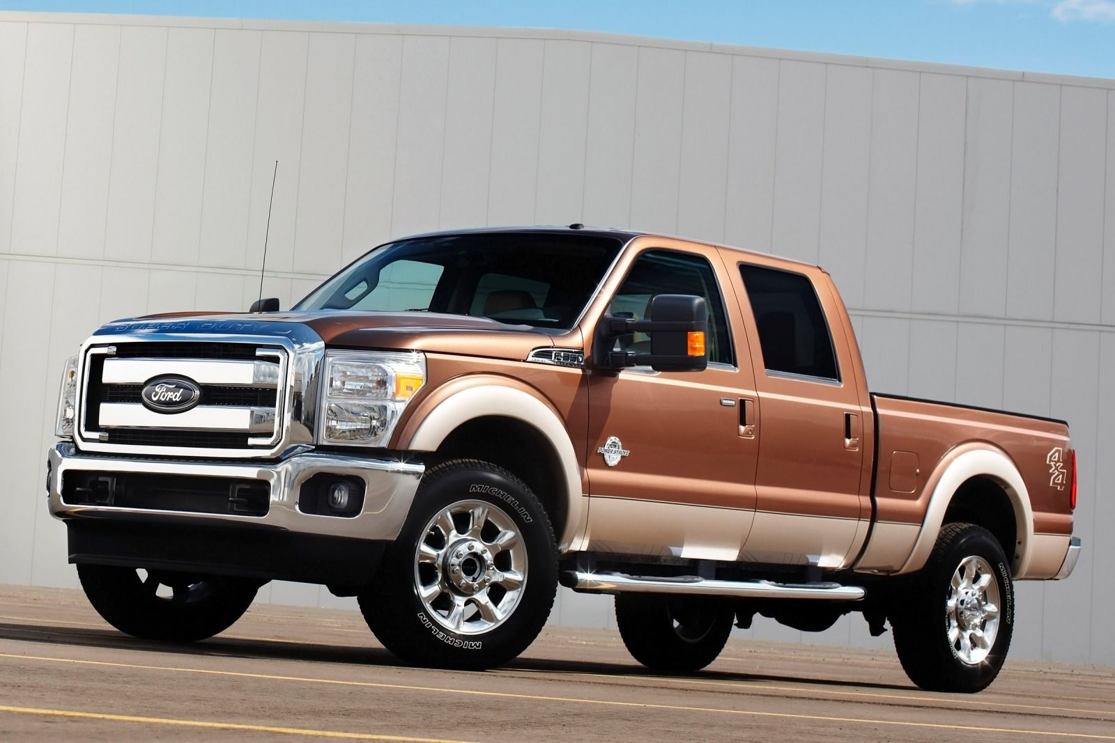 All-New 2016 Ford F-250 Super Duty | Horsepower Online