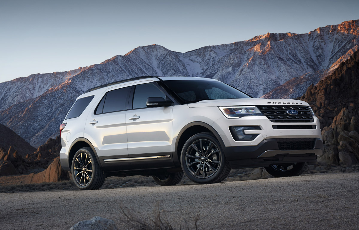 2017 ford explorer xlt horsepower online. Black Bedroom Furniture Sets. Home Design Ideas