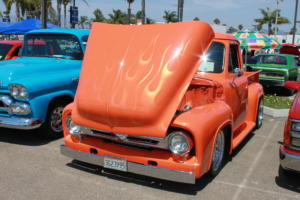 Ford pickup 56