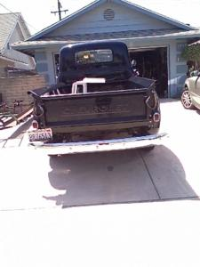 Joan's 51' Chevy pick up 8-7-15 (4)