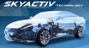 Skyactiv Technology is at the forefront of today's automotive technology